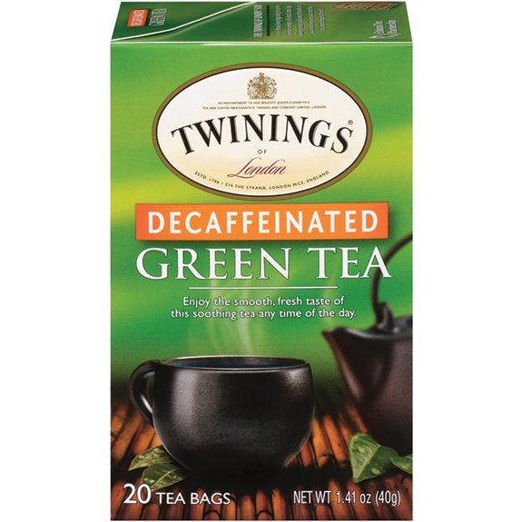 Twining's Green Tea Decaf 20ct thumbnail