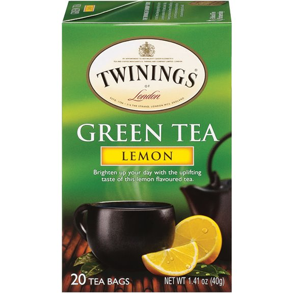 Twining's Green Tea w/ Lemon 20 ct thumbnail