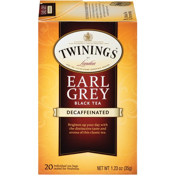 Twining's Earl Grey Decaf 20 ct thumbnail