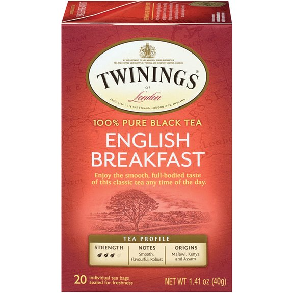 Twining's English Breakfast 20 ct thumbnail