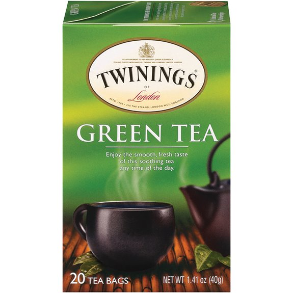 Twining's Green Tea 25ct thumbnail