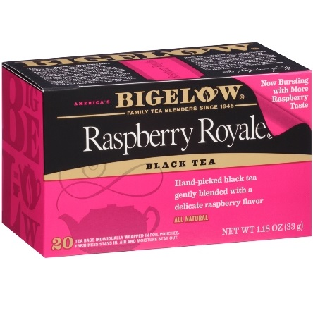 Bigelow Raspberry Royale 28 ct thumbnail