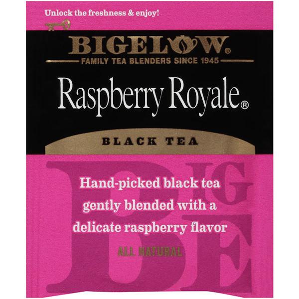 Bigelow Raspberry Royale 28 ct thumbnail