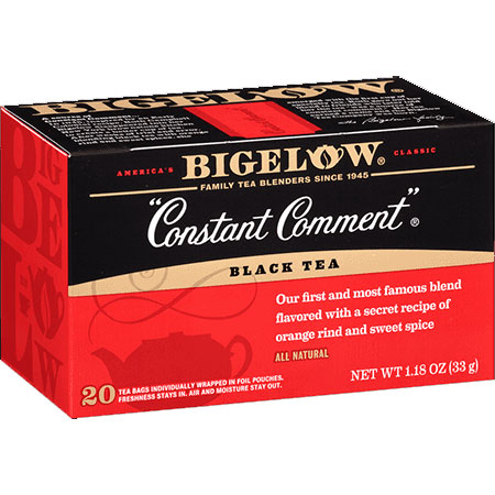 Bigelow Constant Comment 28 ct thumbnail