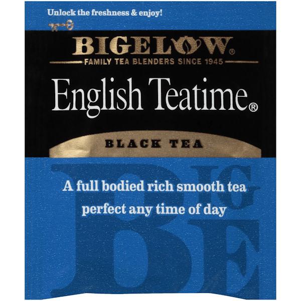 Bigelow English Teatime Tea 28ct thumbnail
