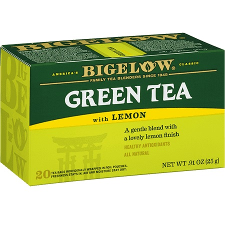 Bigelow Green w/Lemon 28 ct thumbnail