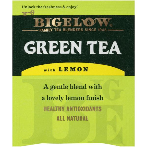 Bigelow Green Tea/W Lemon thumbnail