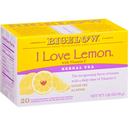 Bigelow I Love Lemon 28 ct thumbnail