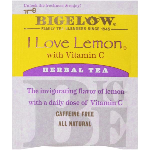 Bigelow I Love Lemon 28 ct thumbnail