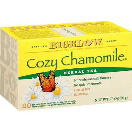 Bigelow Cozy Chamomile 28 ct thumbnail