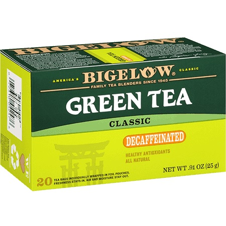 Bigelow Decaf Green Tea 28 ct thumbnail
