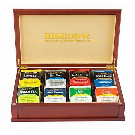 Bigelow 8 flavor asst tea 64bags thumbnail