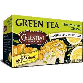 Celestial Green Honey-Lemon-Ginseng 25 ct thumbnail