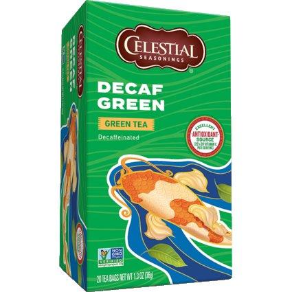 Celestial Green Tea Decaf 25 ct thumbnail