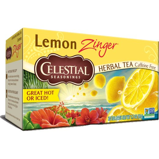 Celestial Lemon Zinger 25 ct thumbnail