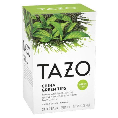 Tazo China Green Tips 20 ct thumbnail