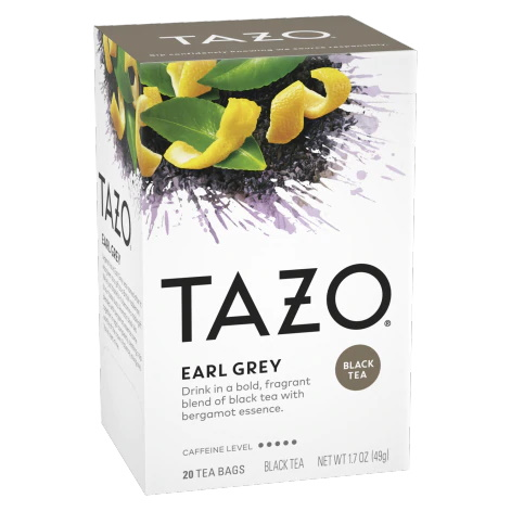 Tazo Earl Grey 20 ct thumbnail