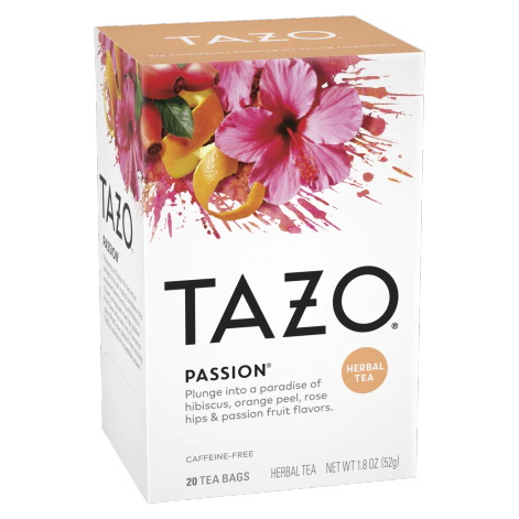 Tazo Passion 20 ct thumbnail