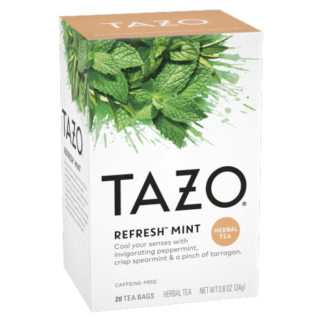 Tazo Refresh 20 ct thumbnail