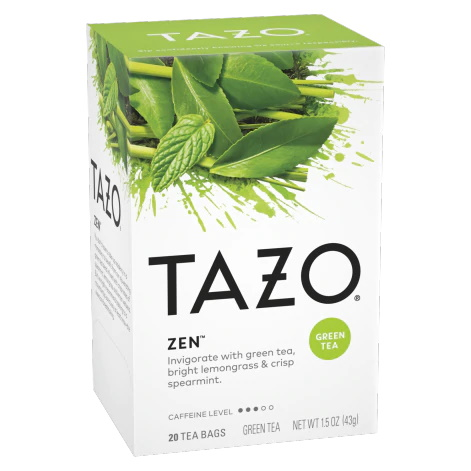 Tazo Zen Green Tea 20 ct thumbnail