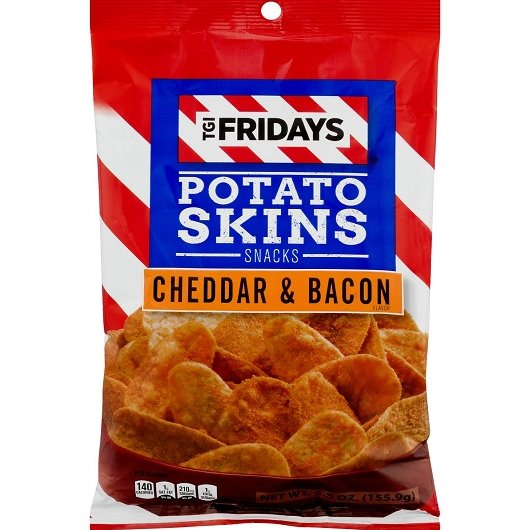 TGI Fridays Cheddar & Bacon thumbnail