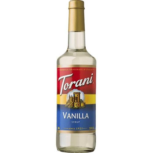 Torani Vanilla 750 ml thumbnail
