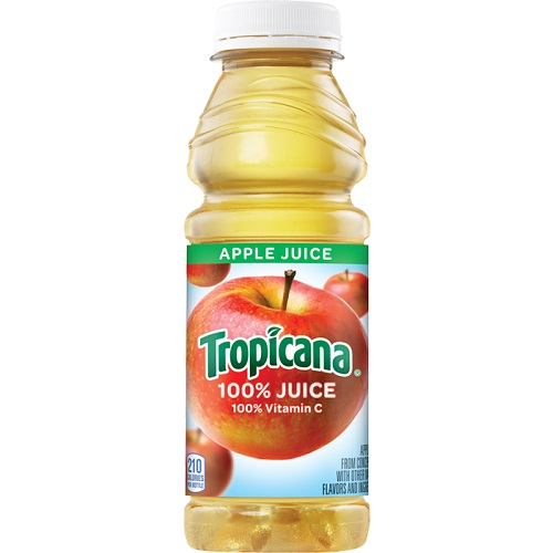 Tropicana Apple Juice 15.2oz thumbnail