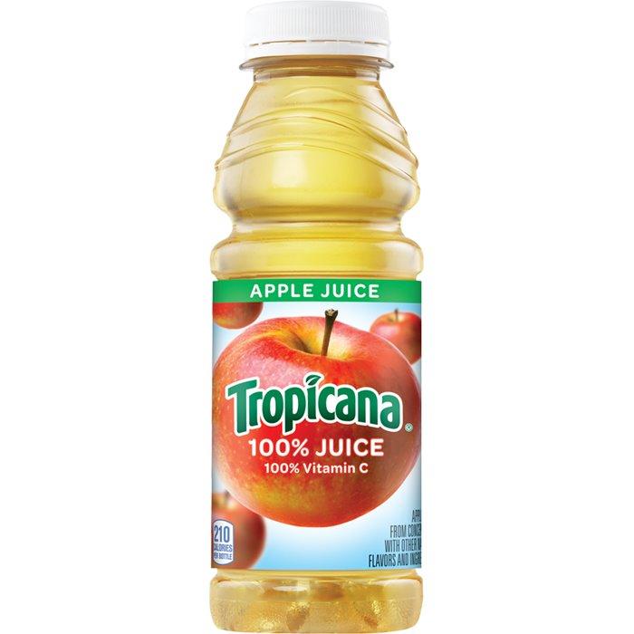 Tropicana Apple Juice 10oz thumbnail