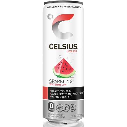 Celsius Sparkling Watermelon 12oz thumbnail