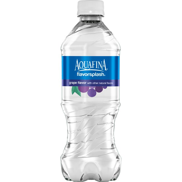 Aquafina Splash Grape 20 oz thumbnail