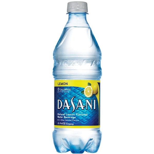 Dasani Lemon 20oz thumbnail