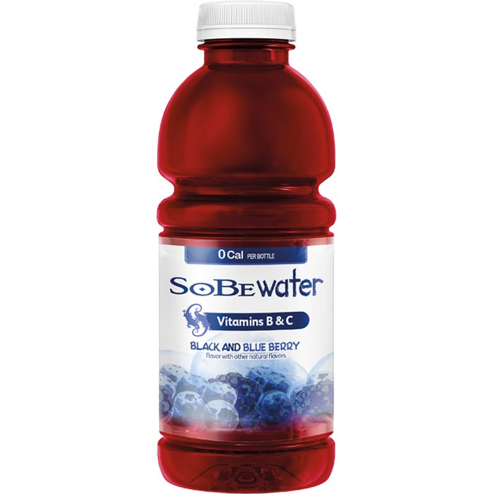 Sobe Black & Blueberry Life Water 20oz thumbnail
