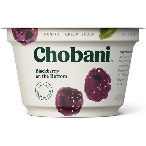 Chobani Greek Yogurt Black Cherry thumbnail