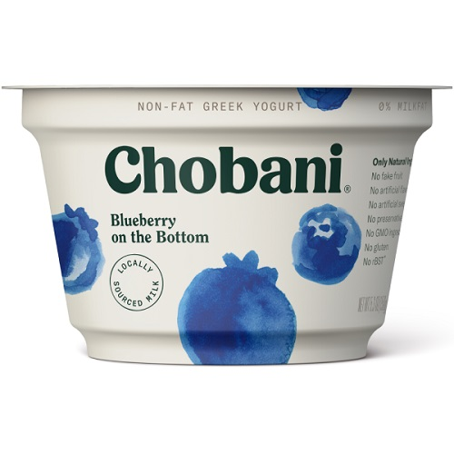 Chobani Greek Yogurt Blueberry thumbnail