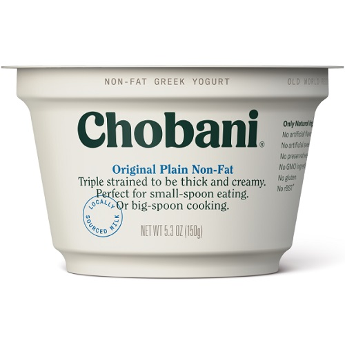 Chobani Greek Yogurt (Variety) thumbnail