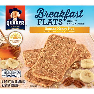 Breakfast Flats Banana Honey Nut thumbnail