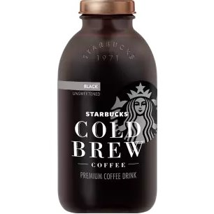 Starbucks Cold Brew (Unsweetened) thumbnail