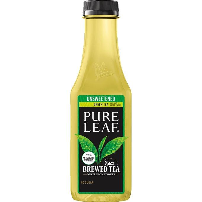 Pure Leaf Unsweet Green Tea 18.5oz thumbnail