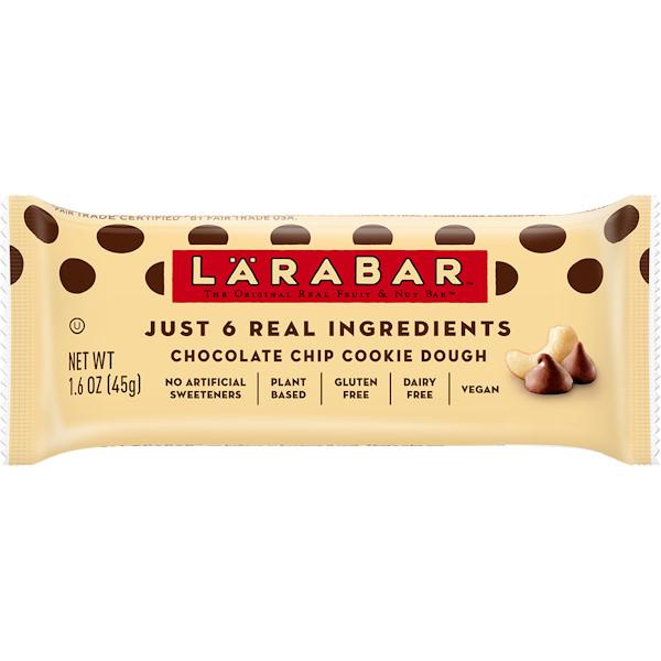 Larabar Chocolate Chip Cookie Dough thumbnail