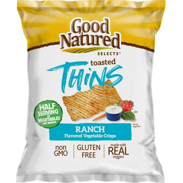 Herrs Good Natured Ranch Veggie Crisp thumbnail