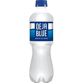 Deja Blue Water 16.9oz thumbnail