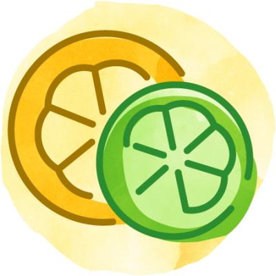Bevi Lemon Lime thumbnail
