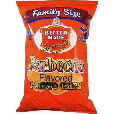 Bettermade BBQ Chip 1oz. thumbnail
