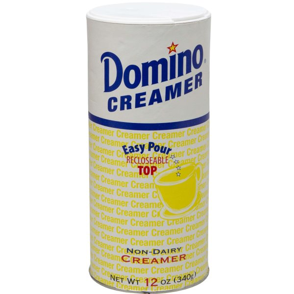 Domino Cream Canister 12 oz thumbnail