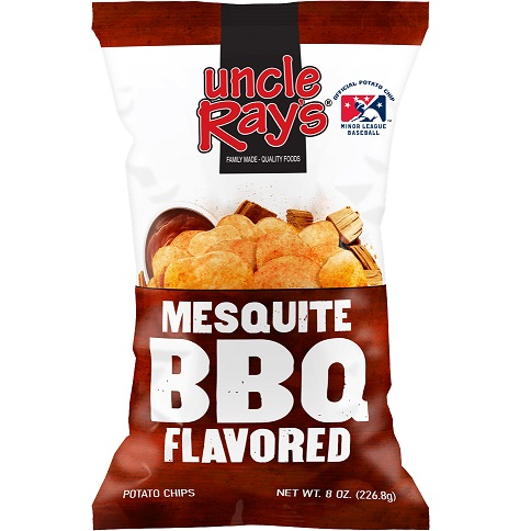 Uncle Ray's BBQ Chips 3oz thumbnail