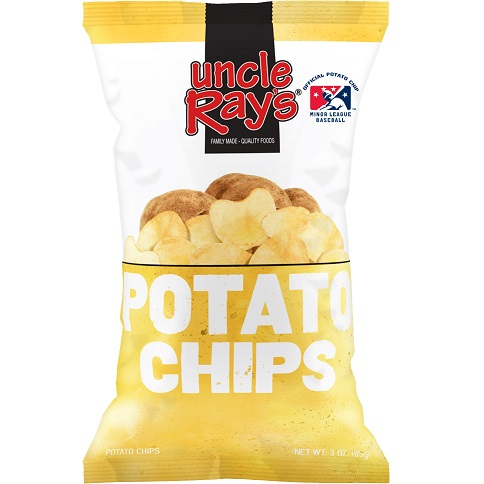 Uncle Ray's Regular Chips 1.5oz thumbnail