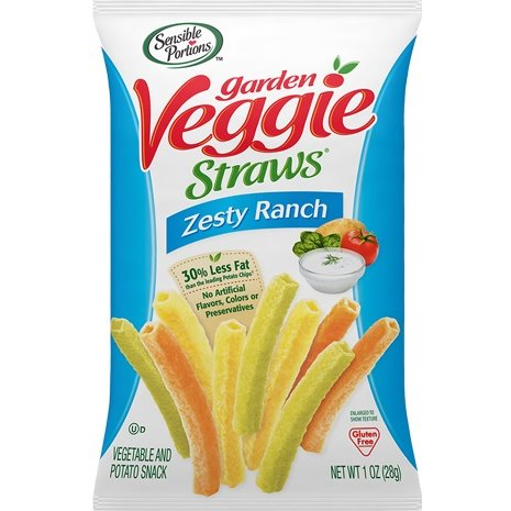 Veggie Straws Zesty Ranch thumbnail