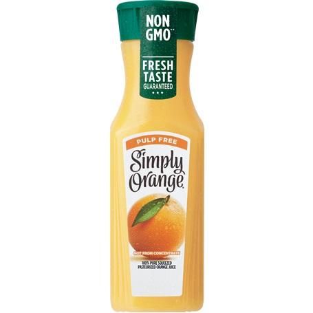 Simply Orange 11.5oz thumbnail