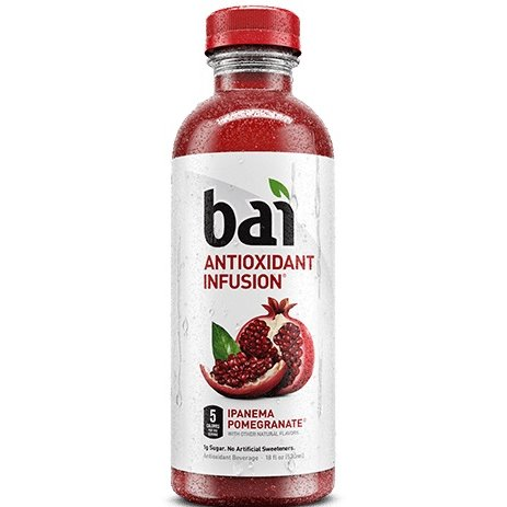 BAI Ipanema Pomegranate 18oz thumbnail
