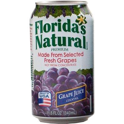Florida Natural Grape Juice thumbnail
